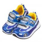 (16~20公分)TOMICA藍色兒童電燈運動鞋R#JN3L...