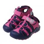 (15~18公分)粉紅豬小妹佩佩豬桃色兒童透氣運動護趾涼鞋P#HD3NH*XGX