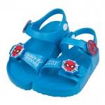 (16~20公分)Marvel蜘蛛人藍色超輕量涼鞋R#HE3NB*XBX