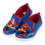 (16~21公分)Marvel英雄系列蜘蛛人新宇宙藍紅色兒童休閒鞋室內鞋R#EN3WB*XBX