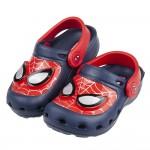 (16~21公分)Marvel驚奇蜘蛛人藏青藍紅兒童布希鞋R#GN3LB*XBX