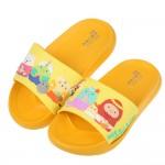 (16~21公分)角落生物角落小夥伴黃色兒童輕量拖鞋R#BN7NK*XMM