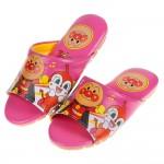 (16~22公分)ANPANMAN麵包超人桃色台灣製兒童室內拖鞋