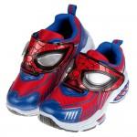 (18~22.5公分)Marvel蜘蛛人火熱紅藍色兒童電燈運...