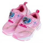 (17~21公分)Disney冰雪奇緣二代粉色姊妹款兒童電燈運動鞋P#KU3LF*XGG
