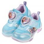 (17~21公分)Disney冰雪奇緣2姐妹花水藍色兒童電燈...