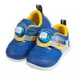 (14~17公分)三麗鷗新幹線小電車奔馳藍色兒童電燈運動鞋R#JN3LB*XBX
