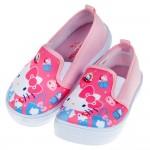 (15~20公分)HelloKItty凱蒂貓45週年紀念版桃色兒童室內鞋
