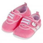 (13~16公分)HelloKItty凱蒂貓粉色好搭寶寶休閒鞋