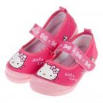 (15~21公分)HelloKitty凱蒂貓蝴蝶結桃色兒童休閒鞋室內鞋R#EN2NH*XGX