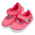 (16~22公分)Disney米老鼠米妮粉色透氣休閒鞋室內鞋R#EN3NB*XBX