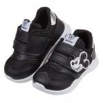 (14~19公分)Disney迪士尼米奇黑色潮流兒童休閒鞋R#JN3ND*XBX