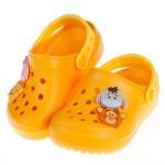 (15~20公分)Disney迪士尼tsumtsum小熊維尼黃色兒童布希鞋