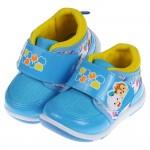 (14~19公分)Disney迪士尼米奇好朋友藍色兒童休閒鞋