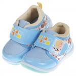 (14~19公分)Disney迪士尼冰雪好朋友水色兒童休閒鞋