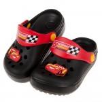 (15~20公分)Disney閃電麥坤賽車傳說黑色兒童布希鞋