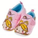 (13~15公分)Disney迪士尼塗鴉Q公主粉紅寶寶休閒鞋