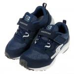 (17~23公分)Moonstar日本深藍競速款兒童機能運動鞋C#KU3NB*XBB