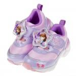 (15~19公分)Moonstar蘇菲亞小公主LED電燈紫色兒童機能運動鞋P#KI3LF*XGX