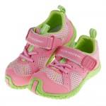 Moonstar日本TSUKIHOSHI粉彩透氣兒童機能運動鞋(15~21公分)
