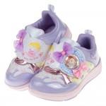 (15~19公分)Moonstar蘇菲亞歡樂時光紫色兒童機能運動鞋