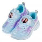 (15~19公分)Moonstar日版Disney冰雪奇緣粉彩冰藍兒童機能運動鞋P#KU3NB*XGX