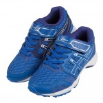 (19~24公分)asics亞瑟士LAZERBEAM寶藍色兒童機能運動鞋C#KU3NB*XXB