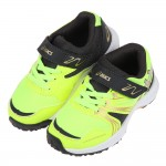 (16~22公分)asics亞瑟士LAZERBEAM螢黃流金兒童機能運動鞋V#KU3NK*XBB