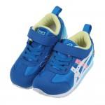 (16~20公分)asics亞瑟士寶可夢POKEMON甲賀忍蛙藍色兒童機能運動鞋V#KD3NB*XBB