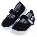 (15~21公分)Miffy米飛兔深藍色上學專用兒童室內鞋