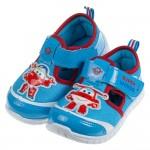 (15~20公分)SuperWings超級飛俠杰特兒童透氣休閒鞋
