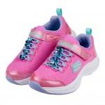 (17~23公分)SKECHERS_STAR_SPEEDER粉桃色兒童運動鞋P#KN3NG*XGG