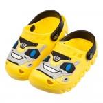 (17~22公分)SKECHERS_HET_SWELL_機器人黃色兒童布希鞋P#GD3EK*XBB