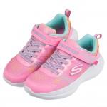 (17~23公分)SKECHERS_GO_RUN_FAST亮點桃粉兒童運動鞋P#KN3NG*XGG