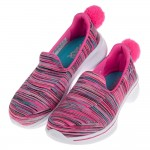 (17~24公分)SKECHERS_GO_WALK四代多彩桃...