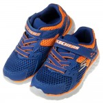 (14~16公分) SKECHERS_GO_RUN400海藍...