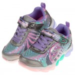 (17~24公分)SKECHERS_LIGHTS_極致閃耀...