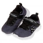 (13~18公分)SKECHERS_ECLIPSOR系列黑色...