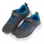 (17~24公分)SKECHERS_記憶鞋墊灰色兒童運動鞋
