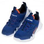(17~24.5公分)SKECHERS_DLT_A深藍色老爹鞋兒童運動鞋