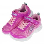 (17~23公分)SKECHERS_S_LIGHTS_閃耀亮...