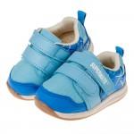 (12.5~16.5公分)BABYVIEW頂級天空藍柔軟機能學步鞋'