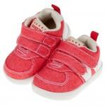 (13~18公分)BABYVIEW經典百搭紅色帆布機能寶寶學...