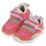 (12.5~16公分)BABYVIEW頂級粉色透氣柔軟機能寶寶學步鞋