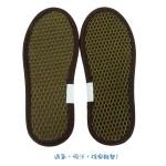 竹炭柔軟防臭鞋墊(15~20公分)