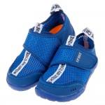 (15~20公分)日本IFME雙層網布天藍色兒童運動機能水...