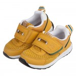(15~21公分)日本IFME百搭黃色透氣兒童機能運動鞋P#...
