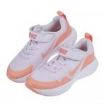 (17~22公分)NIKE_WEARALLDAY橘紫色大童成人運動慢跑鞋DKN3NF*XGG