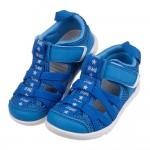 (15~19公分)日本IFME天藍和風兒童機能水涼鞋P#HD...