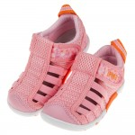 (15~21公分)日本IFME新彩粉色兒童機能水涼鞋